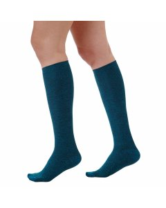 AMPS 556: Unisex Space Dyed Graduated Compression Knee High Stockings