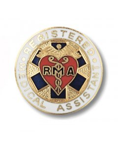 Prestige 1066:  Registered Medical Assistant Pin