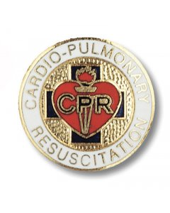 Prestige 1080:  Cardio Pulmonary Resuscitation Pin