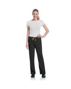 Urbane 9318: Womens Ultimate Natalie Contemporary Drawstring Scrub Pant