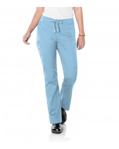Smitten S207003: Womens Slight Flare Hollywood Waist Scrub Pant