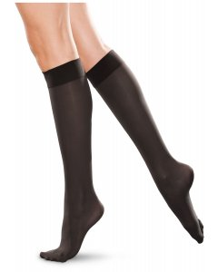 Therafirm TF172: Unisex 20-30 Mmhg Knee High Closed Toe Stocking