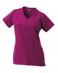 Jockey Scrubs 2448: Womens Jockey Soft V-Neck Top