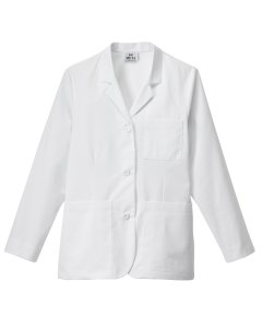 Meta 738: Womens 28 Ipad Pocket Consultation Coat