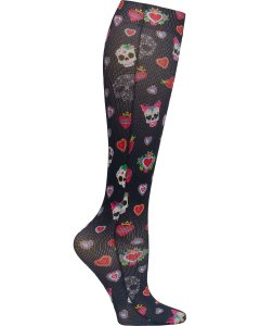 Heartsoul SOULSUPPORT: Womens Knee High 8-15 Mmhg Compression