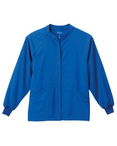 Jockey Scrubs 2373: Unisex 2373 Jockey Classic 29 Ultimate Warm Up Jacket