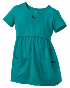 Jockey Scrubs 2461: Womens Jockey Empire Waist Maternity Top