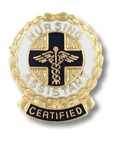 Prestige 1075:  Certified Nursing Assistant Pin