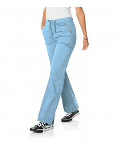 Smitten S207002: Womens Straight Leg Pant With Elastic