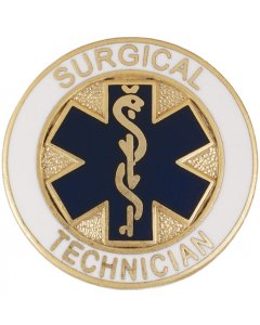 Prestige 2088:  Surgical Technician Pin