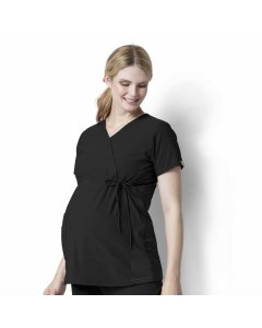 WonderWink 6445: Womens Maternity Stretch Scrub Top