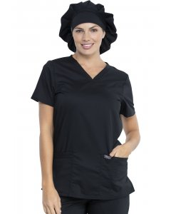 Cherokee Workwear WW550: Unisex Bouffant Scrubs Hat