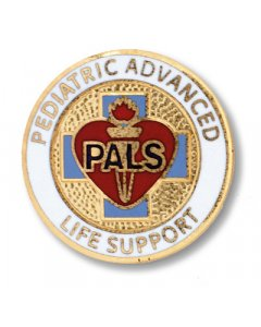 Prestige 1016:  Pediatric Advanced Life Support Pin