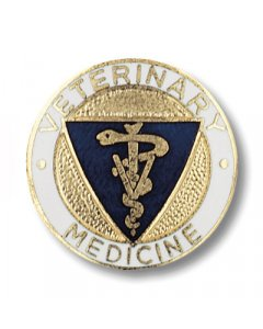 Prestige 1049:  Veterinary Medicine Pin