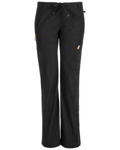 Code Happy 46000AP: Womens 46000a Low Rise Straight Leg Drawstring Pant
